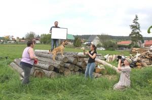 Skoopy soll auf Holzsto· gefilmt werden